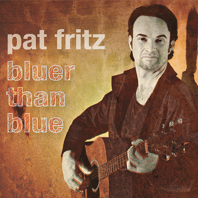 Pat Fritz CD bluer than blue