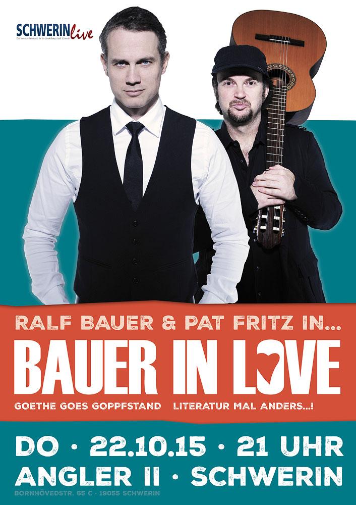 Bauer in Love feat. Ralf Bauer und Pat Fritz